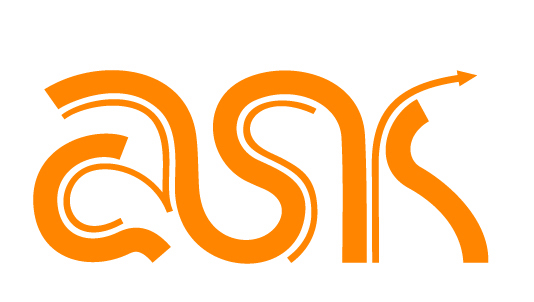 ASK Logo Light Orange Acronym 2